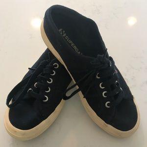 Superga Navy Blue Sneakers 38